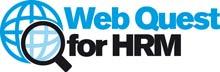 WebQuest for HRM Logo